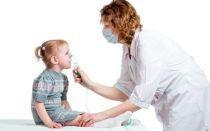 Ингаляции при кашле небулайзером детям и взрослым